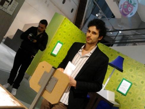Marco Bianchi, guida speciale della mostra Buon Appetito!