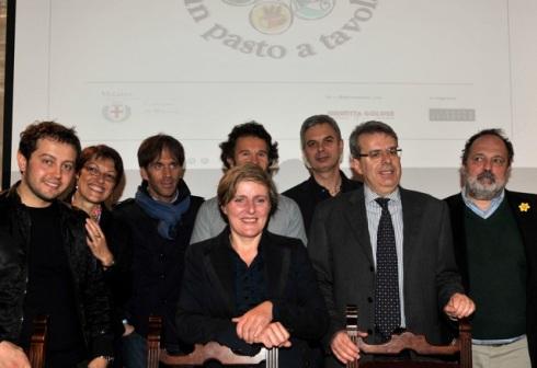 Aggiungi un pasto a Tavola: la conferenza stampa a Palazzo Marino, Milano