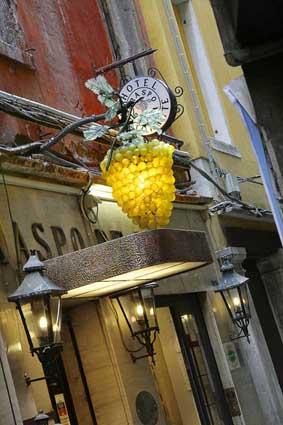 Graspo de Ua Restaurant Lounge di Venezia