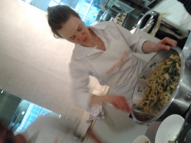 Cucina sonora con i Cuochivolanti: concerto per pasta Rummo