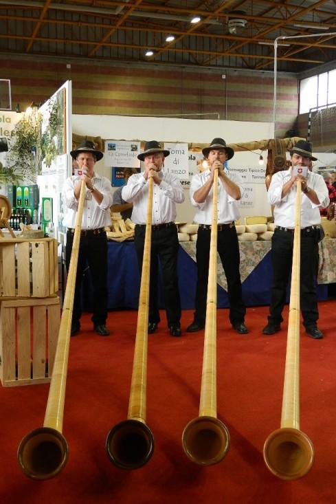 I musicisti del Cantone Moesano