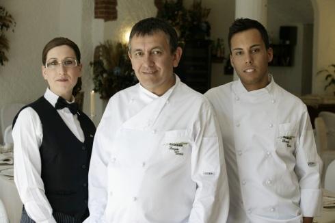 Michela, Sergio, Simone