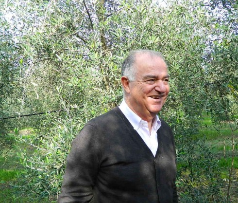 """Antonio Roversi patron di """"Azienda del Carmine"""""""