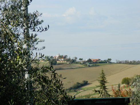 La tenuta Del Carmine