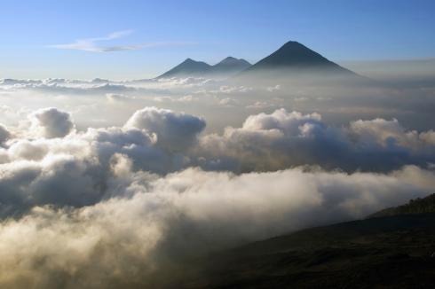 'Casa sobre las nubes', un luogo magico situato a 2.333 metri slm dove viene invecchiato il rum Zacapa