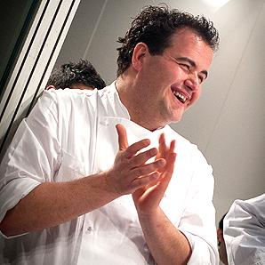 Lo chef Gennaro Esposito (immagina tratta dalla pagina facebook dedicata a Festa a Vico)