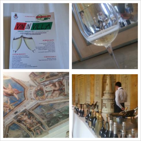 Villa Litta - interno - Vin In Villa ( 5 maggio 2013)