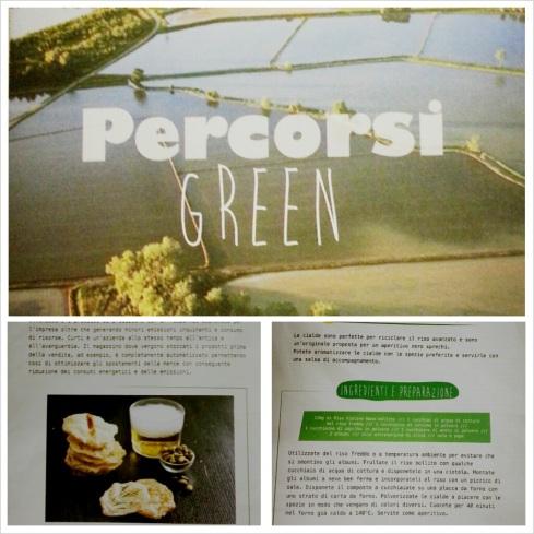 percorsi green collage