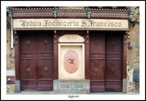 La sede storica di Palermo