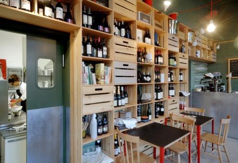 LInterno dellErba Brusca -  foto di Michele Nastasi tratta dal sito web del ristorante
