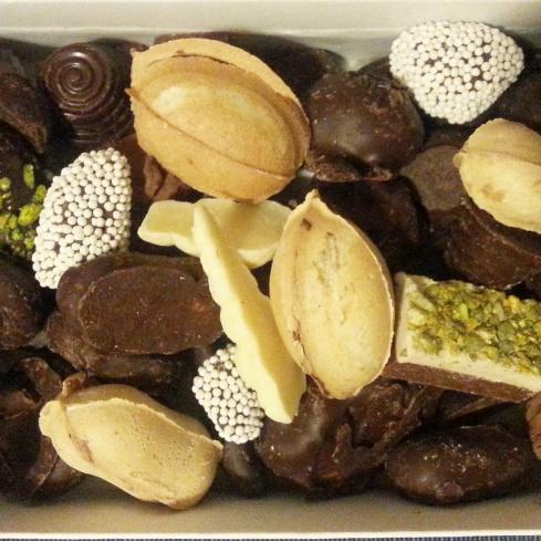 """Immaginate un """"ciocco-cuoppo"""" pieno di queste delizie..."""