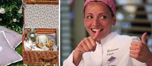 """Il picnic """"stellato"""" con Marianna Vitale"""